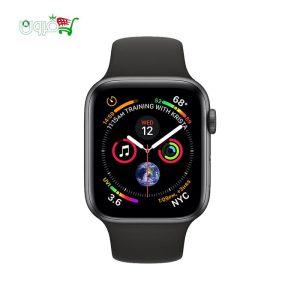 ساعت هوشمند Apple Watch 4 GPS 40mm با بدنه آلومینیوم و بند اسپورت