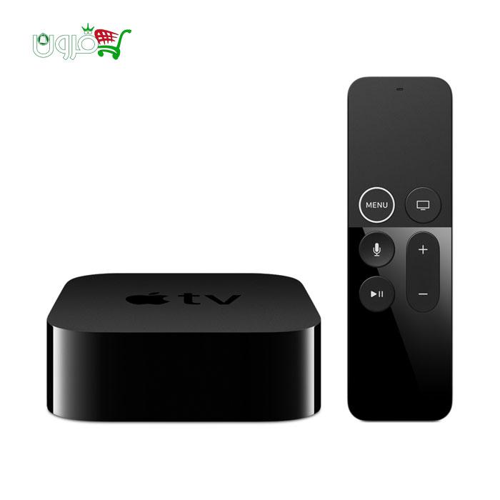 پخش کننده تلویزیون نسل چهارم اپل Apple TV 4K با حافظه داخلی ۳۲ گیگابایت و ۶۴ گیگابایت