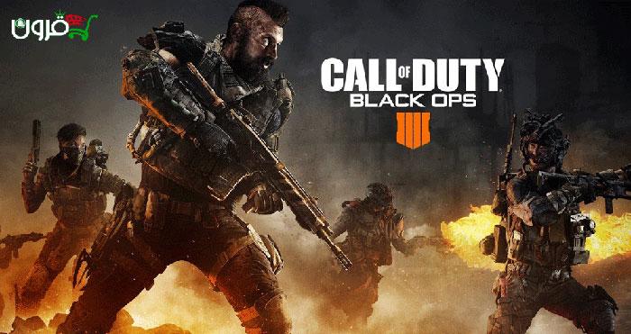 بازی Call Of Duty Black ops 4 به صورت دیجیتال به فروش رسید.