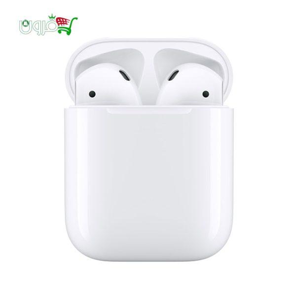 هدفون بی سیم اپل سری 2 دارای قابلیت شارژ بی سیم