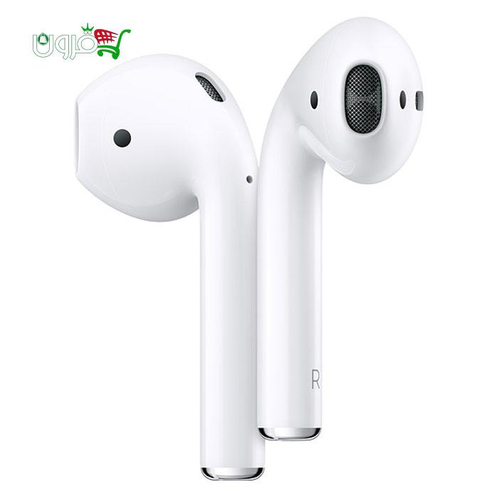 هدفون بی سیم اپل Airpods 2 Wireless