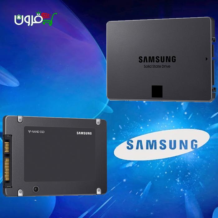 حافظه SSD چهار ترابایتی سامسونگ در راه است