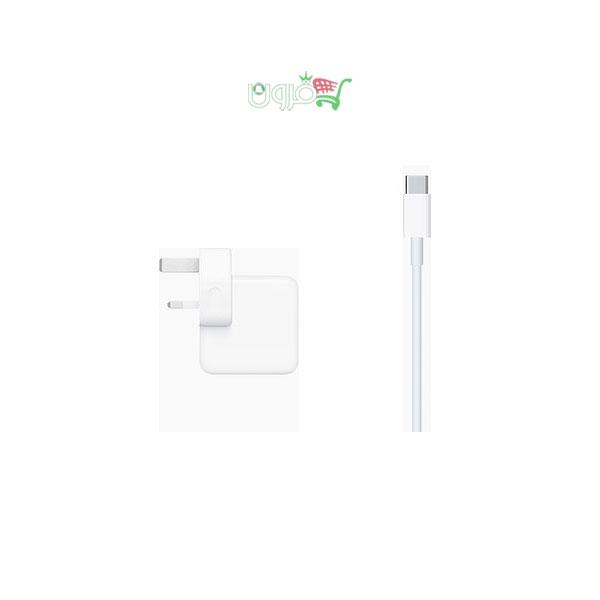 لپ تاپ اپل مک بوک ایر MVH52 2020 طلایی