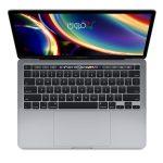لپ تاپ اپل مک بوک پرو MXK32 خاکستری ۲۰۲۰