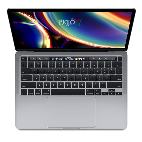 لپ تاپ اپل مک بوک پرو MXK32 خاکستری 2020