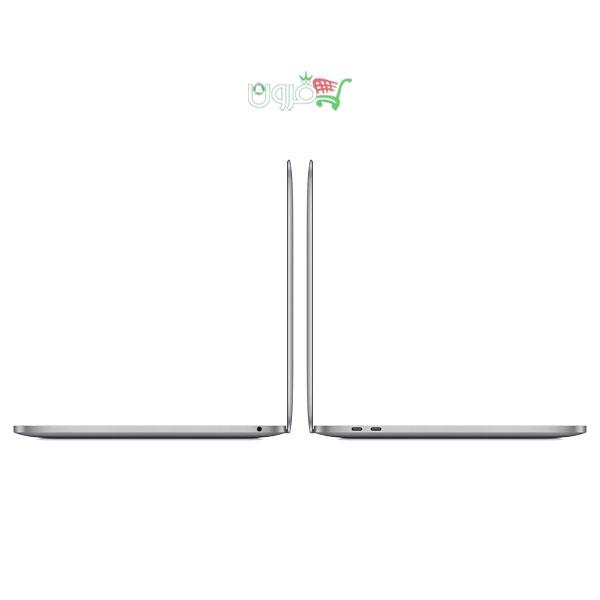 لپ تاپ اپل مک بوک پرو MXK52 خاکستری 2020