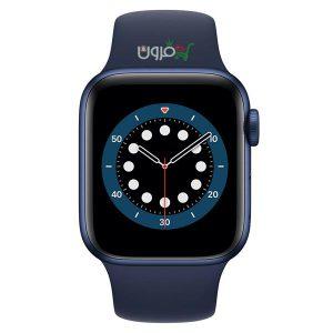 ساعت هوشمند اپل Apple Watch 6 GPS سایز 40mm رنگ آبی بند اسپرت