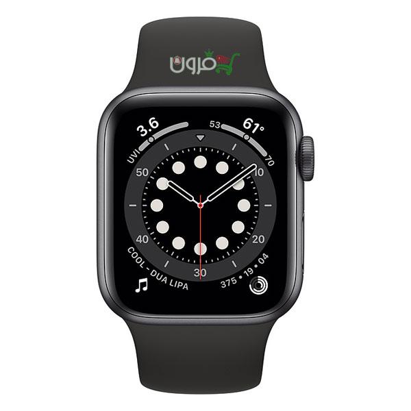 ساعت هوشمند اپل Apple Watch 6 GPS سایز 40mm رنگ خاکستری